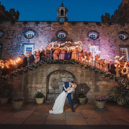 Kevin & Rachael – Lumley castle